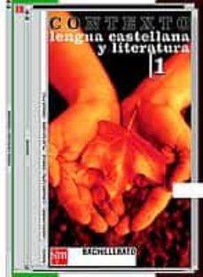 Bressoamisuradi.it Contexto Lengua Castellana Y Literatura (1º Bachillerato) Image