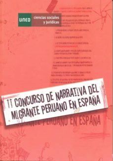 Permacultivo.es Ii Concurso De Narrativa Del Migrante Peruano En España Image