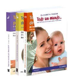 Descarga gratuita de capítulos de libros de texto. ESTUCHE TODO UN MUNDO ....DE SENSACIONES Y POR DESCUBRIR + EMOCIO NES