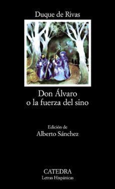 Geekmag.es Don Alvaro O La Fuerza Del Sino (18ª Ed.) Image