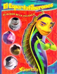 Padella.mx El Espantatiburones (Album De La Pelicula) Image