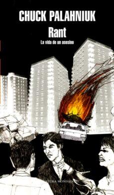 Amazon kindle descargar libros de audio RANT: LA VIDA DE UN ASESINO  en español 9788439720874 de CHUCK PALAHNIUK