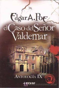 Chapultepecuno.mx El Caso Del Señor Valdemar (Antologia Ix) Image