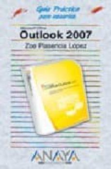 outlook 2007-zoe plasencia lopez-9788441521674