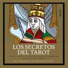 los secretos del tarot-daniel rodes-9788441540774