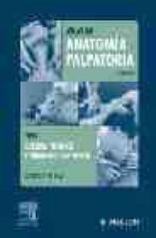 atlas de anatomia palpatoria del cuello, tronco y extremidad supe rior: investigacion manual de superficie-serge tixa-9788445808474