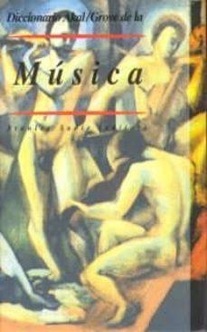 diccionario akal/grove de la musica-stanley sadie-9788446008774