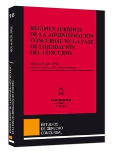 Alienazioneparentale.it Regimen Juridico Administracion Concursal En Fase Liquidacion Del Concurso Image