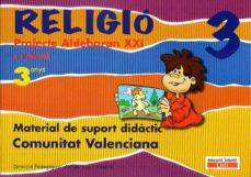 Curiouscongress.es Religió 3 Anys. Projecte Aldebarán Xxi. Comunitat Valenciana: Material De Suport Didáctic. Educación Infantil Image