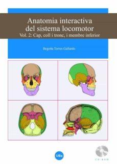 Costosdelaimpunidad.mx Anatomia Interactiva Del Sistema Locomotor: Vol. 2: Cap Coll I Tr Onc I Membre Interior (Amb Cd-rom) Image