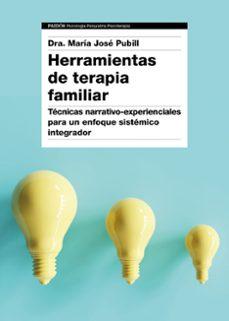 herramientas de terapia familiar-maria jose pubill-9788449334474