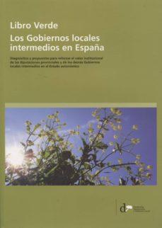 Inmaswan.es Libro Verde.los Gobiernos Locales Intermedios En España Image