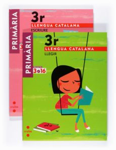Vinisenzatrucco.it Llengua Catalana 3º Primaria Pack (Escriure+llegir) Projecte 3.16 Image