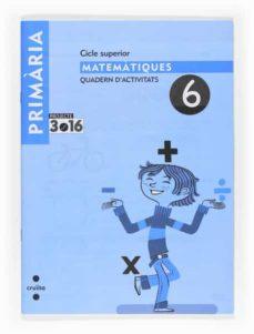 Curiouscongress.es Matematiques Quadern D Activitats 6 Projecte 3.16 6º Primaria Image
