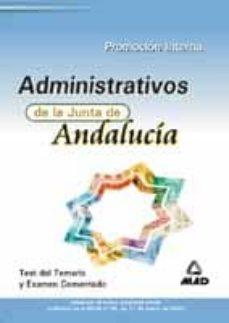 Colorroad.es Administrativos De La Junta De Andalucia. Promocion Interna: Test Image