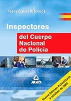 Alienazioneparentale.it Inspectores Del Cuerpo Nacional De Policia: Test Y Casos Practico S Image