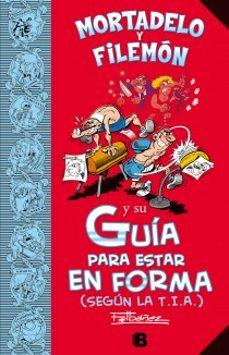 Debatecd.mx Mortadelo Y Filemon Y Su Guia Para Estar En Forma (Segun La Tia) Image