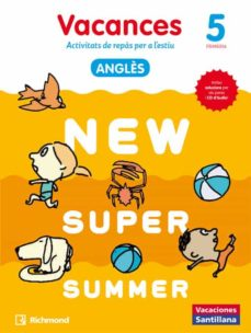 Padella.mx New Super Summer 5 Sb+cd Catalan Image