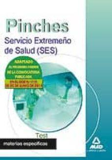 Bressoamisuradi.it Pinches Del Servicio Extremeño De Salud (Ses). Test Materias Espe Cificas Image