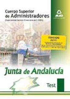 Titantitan.mx Cuerpo Superior De Administradores [Especialidad Gestion Financie Ra (A1 1200)] De La Junta De Andalucia. Test Image