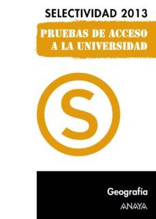 Upgrade6a.es Geografia. Selectividad 2013 Image