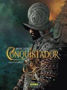 conquistador (ed. integral 1)-jean dufaux-9788467918274