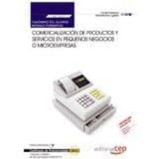 Treninodellesaline.it (Mf1790_3)cuaderno Del Alumno. Comercialización De Productos Y Servicios En Pequeños Negocios O Microempresas . Certificados De Image