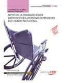 Officinefritz.it Cuaderno Del Alumno. Apoyo En La Organizacion De Intervenciones E N El Ambito Institucional (Certificado De Profesionalidad) Image
