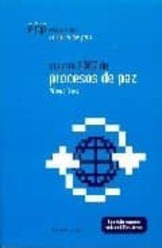 Noticiastoday.es Anuario 2007 De Procesos De Paz Image