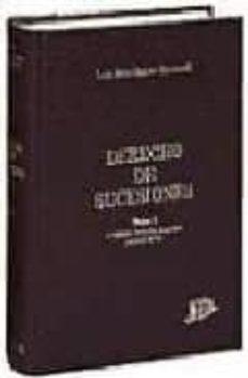 Srazceskychbohemu.cz Derecho De Sucesiones (T. 1)(2ª Ed.) Image