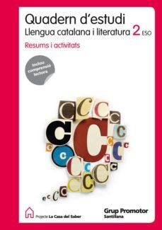 Titantitan.mx Quadern Estudi Llengua Catal Ed.2010 2º Eso Image