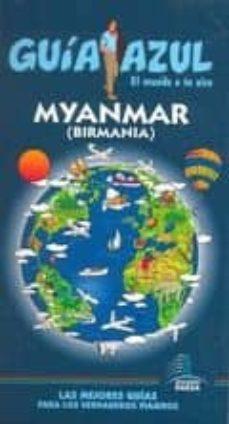 Colorroad.es Myanmar (Birmania) 2010 (Guia Azul) Image