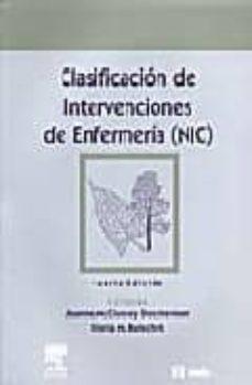 Descargas de libros mp3 de Amazon CLASIFICACION DE INTERVENCIONES DE ENFERMERIA (NIC) (4ª ED.)