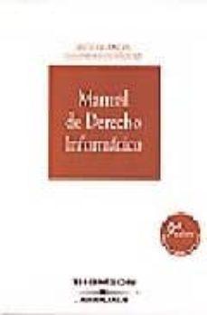 Padella.mx Manual De Derecho Informatico (9ª Ed.) Image