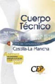 Cdaea.es Test Comun Oposiciones Cuerpo Tecnico. Junta De Comunidades De Ca Stilla-la Mancha Image
