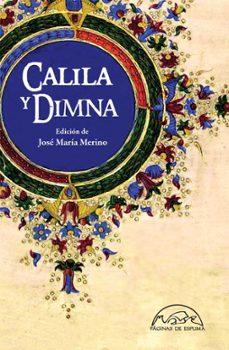 Descarga gratuita de libros italianos CALILA Y DIMNA de ANONIMO (Literatura española) DJVU MOBI