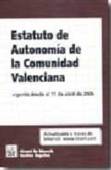 Chapultepecuno.mx Estatuto De Autonomia De La Comunidad Valenciana Image