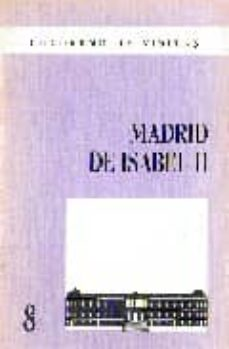 madrid de isabel ii-9788487290374