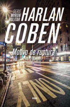 Descargar libro isbn numero MOTIVO DE RUPTURA (SERIE MYRON BOLITAR 1) MOBI