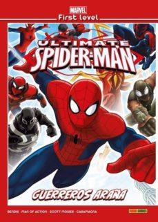 Javiercoterillo.es Ultimate Spiderman: Guerreros Araña Image
