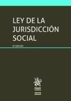 Javiercoterillo.es Ley De La Jurisdicción Social 8ª Ed 2017 Image