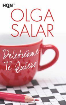 Descarga de foros de ebooks DELETREAME TE QUIERO en español PDB FB2 9788491705574