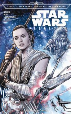 Descargar y leer STAR WARS: ALLEGIANCE (COMIC EPISODIO IX) gratis pdf online 1