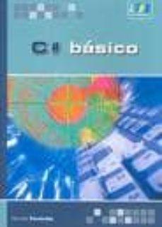 c# basico-carmen fernandez-9788493689674