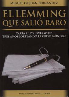 Inmaswan.es El Lemming Que Salio Raro Image
