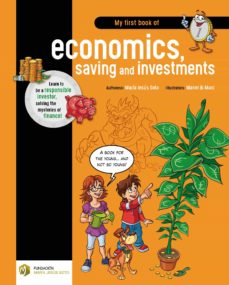 my first book of economics, saving and investment-maria jesus soto-9788494670374