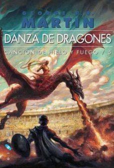 danza de dragones (ed. bolsillo mini 3 vol.) (saga cancion de hie lo y fuego 5)-george r.r. martin-9788496208674