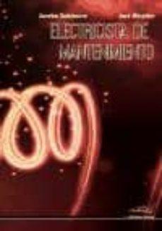 Libro de descargas para iPod gratis ELECTRICISTA DE MANTENIMIENTO 9788496960374 de JOSEBA ZUBIAURRE