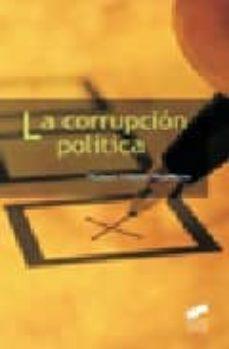 la corrupcion politica-manuel villoria mendieta-9788497563574