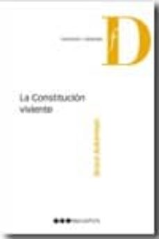 la constitucion viviente-bruce a. ackerman-9788497688574